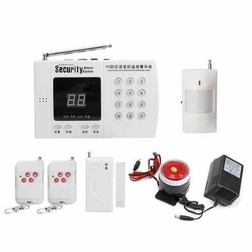 Wireless Securico Burglar Alarm System Rs 10000 Unit Gbt Tech Solutions Private Limited Id 21175839762