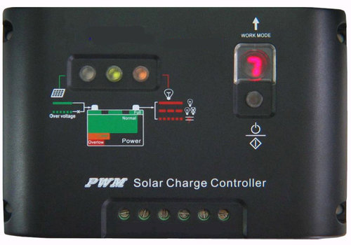 Pwm Solar Charge Controller Voltage 12 24 V Rs 1400