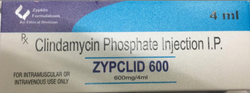 Clindamycin Phosphate  Injection 600mg -4ml
