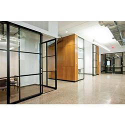 Frame Glass Partition