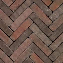 Clay Rectangular Brick Paver Block, For Pavement, Thickness: 20 - 40 Mm