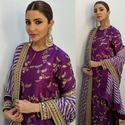 Anushka Designer Gown
