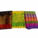 6 Vari Cotton Saree, With Blouse