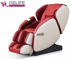 3D L Shape Supreme Massage Chair