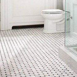 Bathroom Tiles laying