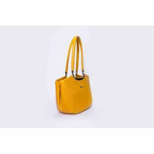 397e92bac4ae Esbari Rexine Ladies Designer Hand Bag