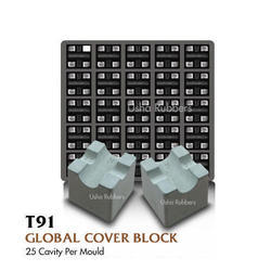 T91 Global Cover Block mould