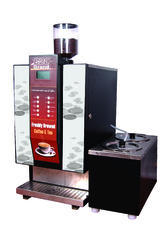 Bean To Cup Coffee Maker Machine