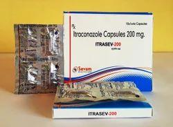 Itrasev 200 Capsules