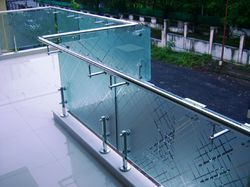 GXG-02 Glass Railing