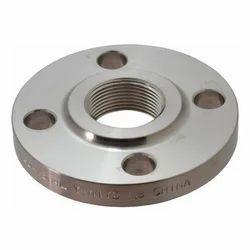 Mild Steel Threaded Flange