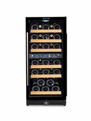 Dual Temperature Zone Wine Cooler