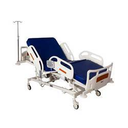 Deluxe Motorized ICU Bed