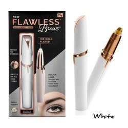 Flawless Eyebrows Trimmer for Professional