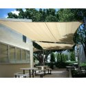 Rectangular Shape Shade Sail