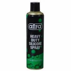Silicone Liquid Afra Heavy Duty Silicon Spray, For Industrial