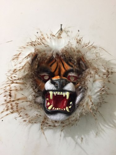 Animal masks - Big Goriilla Mask 100% Export Oriented Unit
