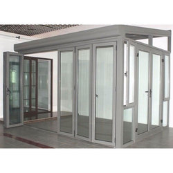 Interior Aluminium Door Fabrication Service