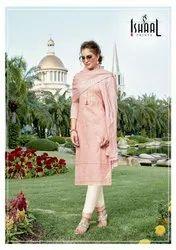 Ishaal Prints Gulmohar Vol 11 Pure Lawn Formal Wear Dress Materials