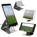 Metal Mobile Holder Stand for Smartphone & Tablet