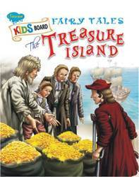 Kids Board Fairy Tales Treasure Island