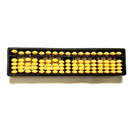 17 Rods Student Abacus