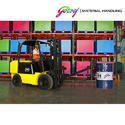 Godrej Drum Handling Parrot Beak Forklift Attachment