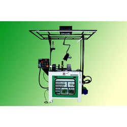 Magnetic Particle Inspection Bench Unit