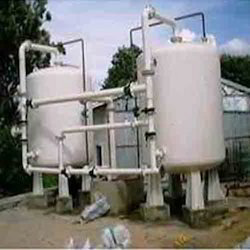 Automatic Groundwater Treatment System