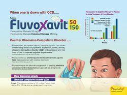 Fluvoxavit  50 150 Mg (fluvoxamine Maleate) Tab