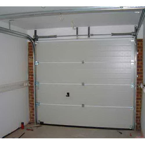 Grey Sectional Doors
