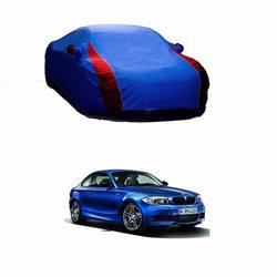 Blue And Red Car Body Cover