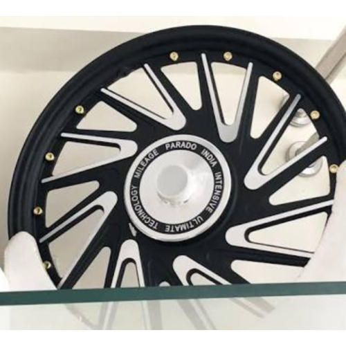 Royal Enfield Bullet Black Alloy Wheels Rs 5000 Set New Friends Accessories Id 19982193088