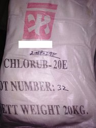 Accelerators Chlorub E 20, Grade Standard: Industrial Grade, Packaging Size: Bag