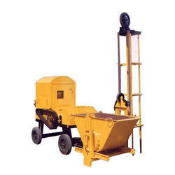 Semi Automatic Concrete Lift
