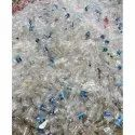 Transparent Loosely Packed Pet Bottle Scrap