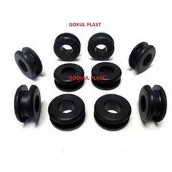 GOKUL Black Neta Type Grommet