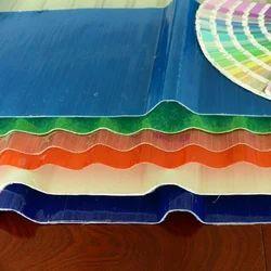 Fibre Reinforced Plastic Roofing Sheet