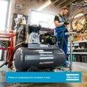 Atlas Copco Piston Compressor
