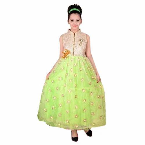 627e3e940 Multicolor Party Wear Fashion Kids Frock
