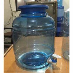 Light Blue PET Dispenser 10 Litre