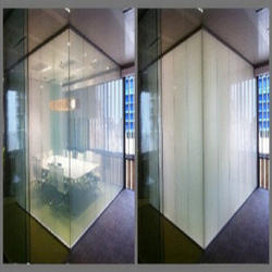 PDLC Switchable Glass Film