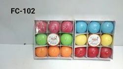 Floating Candle (9pc) 6 Color