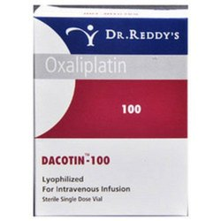 100 Mg Oxaliplatin Injection