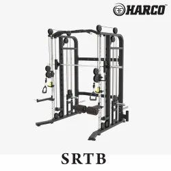Iron Smith with Functional Trainer Squat Rack 3 in 1, For Gym, Model Name/Number: SRTB-93