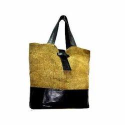 Plain Designer Shopping Bag