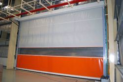 Automatic High Speed Roll Up Door