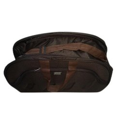 Brown Canvas Casual Folding Duffle Bag