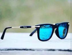 Ray Ban Aviator Style Blue Shade