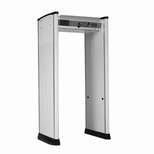 Walk Through Metal Detector Scada Controls Door Frame